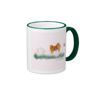Summer Day Ringer Coffee Mug
