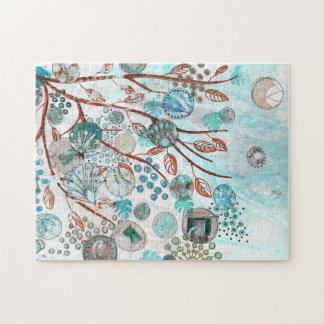 Summer Day - The Branches Collection Jigsaw Puzzle