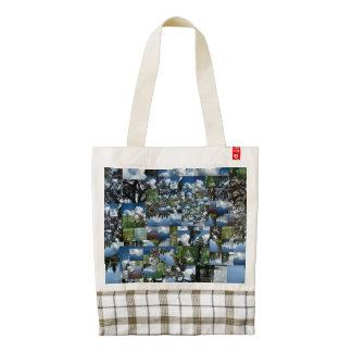 Summer day Tote Zazzle HEART Tote Bag