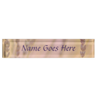 Summer Daydream Name Plate