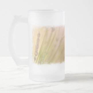 Summer Daydreams Frosted Glass Beer Mug