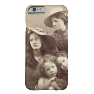 Summer Days, c.1866 (albumen from a collodio Barely There iPhone 6 Case