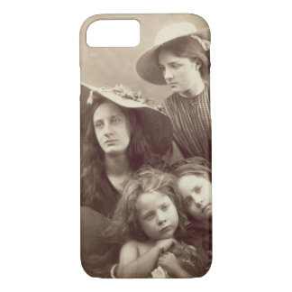 Summer Days, c.1866 (albumen from a collodio iPhone 8/7 Case
