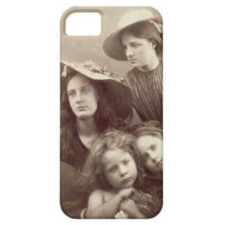 Summer Days, c.1866 (albumen print from a collodio iPhone SE/5/5s Case