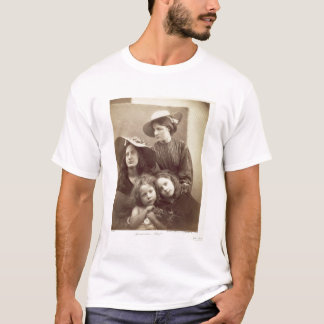 Summer Days, c.1866 (albumen print from a collodio T-Shirt