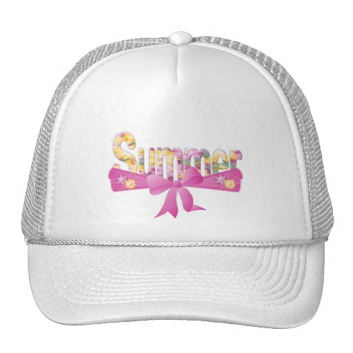 Summer Days - Customized Hat