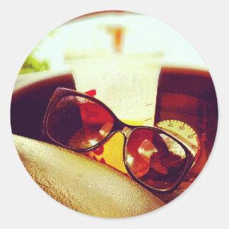 Summer Days Sticker