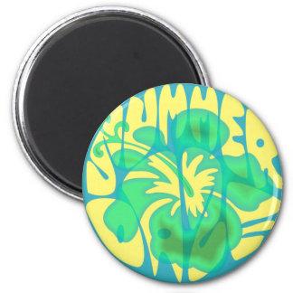 Summer Daze 2 Magnet