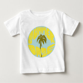 Summer Daze 3 Baby T-Shirt