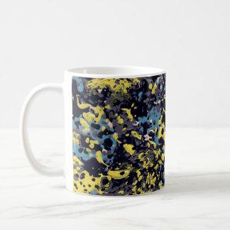 SUMMER DAZE ~ CLASSIC WHITE COFFEE MUG