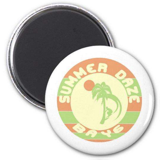 Summer Daze Magnet