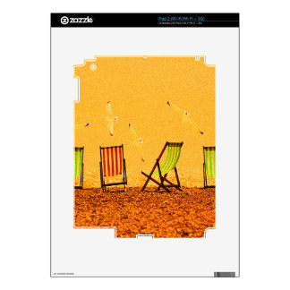 Summer Decals For iPad 2