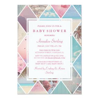 Summer Diamonds | Baby Shower Card