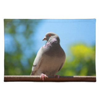 summer dove placemat