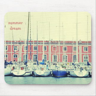 Summer Dream Mouse Pad