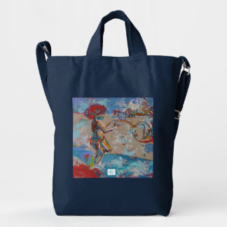 SUMMER DREAM/totebag Duck Bag