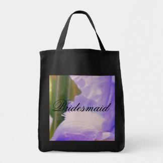 Summer Dream Wedding Grocery Tote Bag