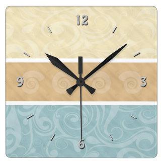 Summer Dreamin' (w/out text) Wall Clocks