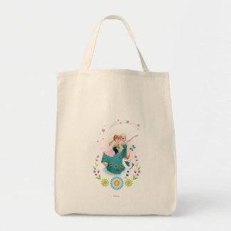 Summer Dreams Grocery Tote Bag