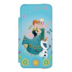 Summer Dreams Incipio Watson™ iPhone 5 Wallet Case at Zazzle