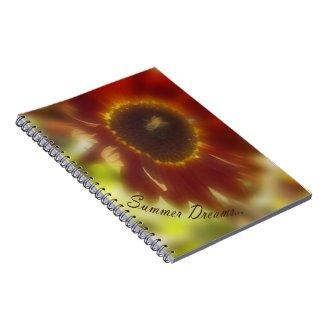 Summer Dreams Notebook notebook
