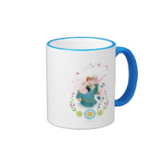 Summer Dreams Ringer Coffee Mug at Zazzle