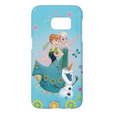 Summer Dreams Samsung Galaxy S7 Case