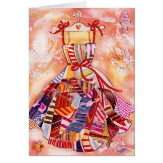Summer Dress Card