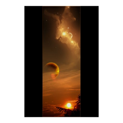 Summer Eclipse Posters