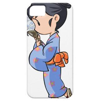 Summer English story Tateyama Chiba Yuru-chara iPhone SE/5/5s Case