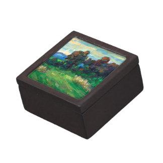 Summer Evening Keepsake Box