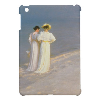 Summer Evening on the Skagen Southern Beach iPad Mini Cover