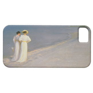 Summer Evening on the Skagen Southern Beach iPhone SE/5/5s Case