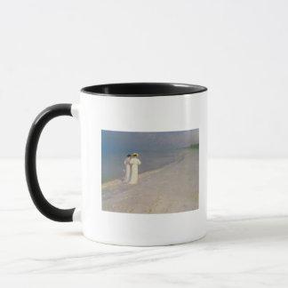 Summer Evening on the Skagen Southern Beach Mug
