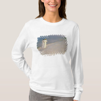 Summer Evening on the Skagen Southern Beach T-Shirt