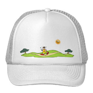 Summer Exercise Funny Hat