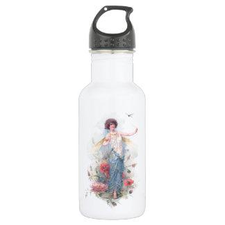 Summer Fairy 18oz Water Bottle