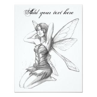 Summer Fairy Card