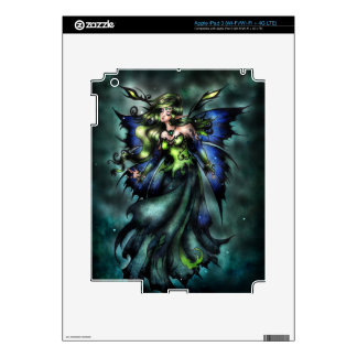 Summer Fairy Decal For iPad 3