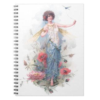 Summer Fairy Notebooks