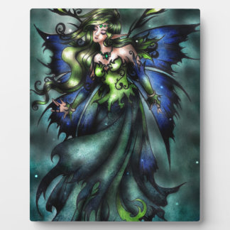 Summer Fairy Plaque