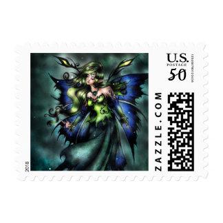 Summer Fairy Stamp