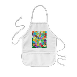 summer fairy-tale aprons