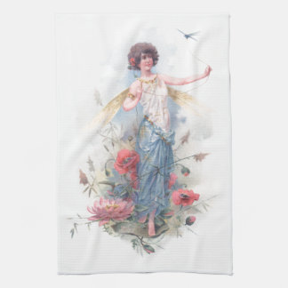 Summer Fairy Towels