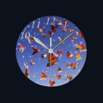 Summer Fantasia Clock