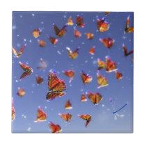 Summer Fantasia Decorative Tile / Trivet