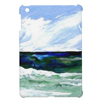 Summer Fantasy Ocean Art Seascape Sky iPad Mini Cover