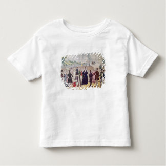 Summer Fashions for 1840 T-shirt