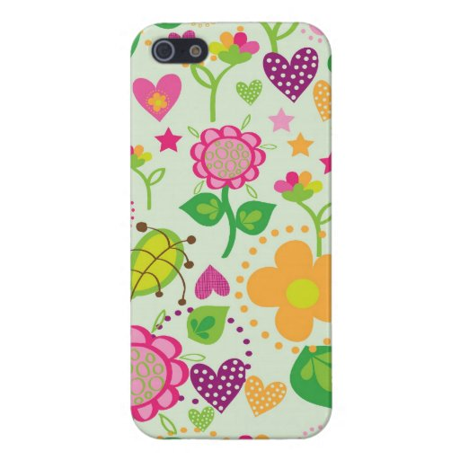 summer feeling iPhone 5 cover