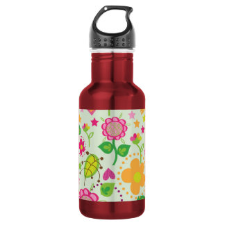 summer feeling water bottle